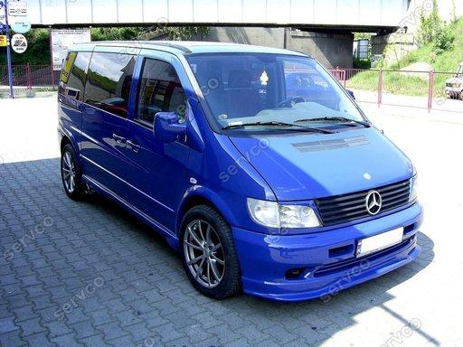 Pleoape faruri Mercedes W638 Vito 1 V Class tuning sport 1996-2003 v1