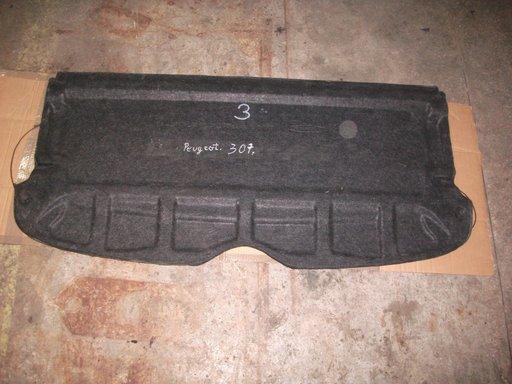 Polita acoperire portbagaj Peugeot 307 SW, combi