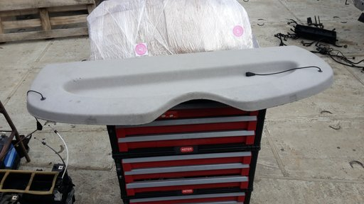 Polita portbagaj renault megane 2 hb, coupe