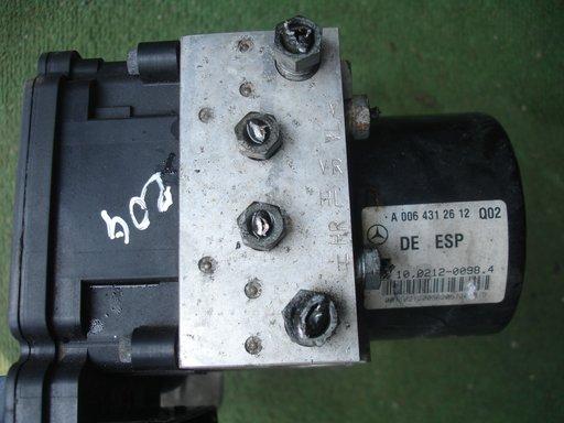 Pompa abs mercedes c class w204 an 2008-2012