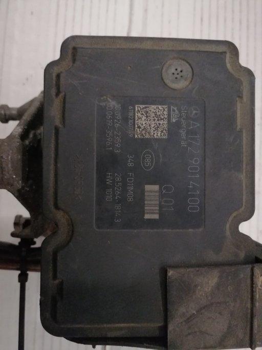 Pompa abs mercedes c class w204 mercedes glk x204 cod A1729014100