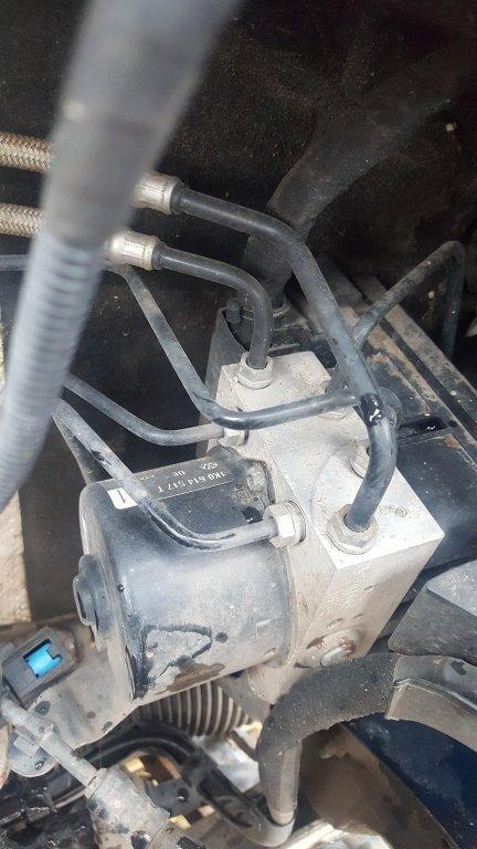 POMPA ABS VW GOLF 5 PLUS 1.9 DIESEL 1K0 614 517 T