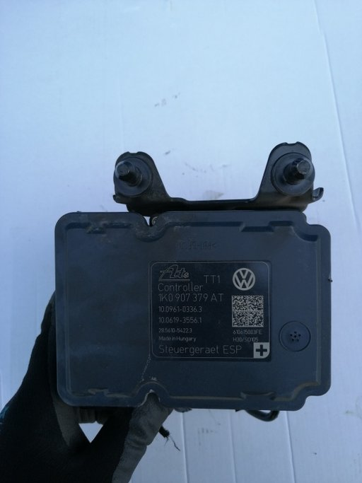 Pompa abs vw golf 6 passat audi skoda jetta cod1K0907379at