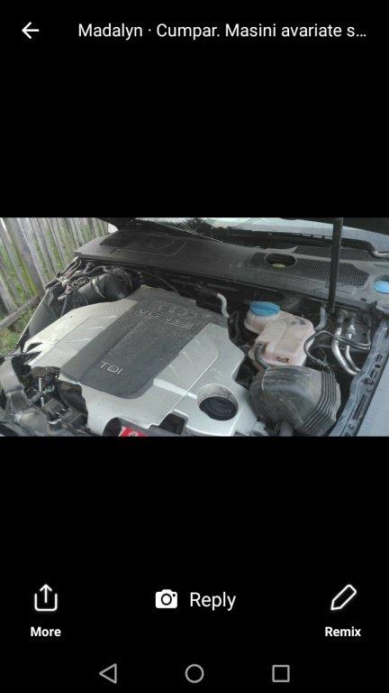 Pompa apa (AUDI A 6 motor 2.7 diesel an 2007 v6
