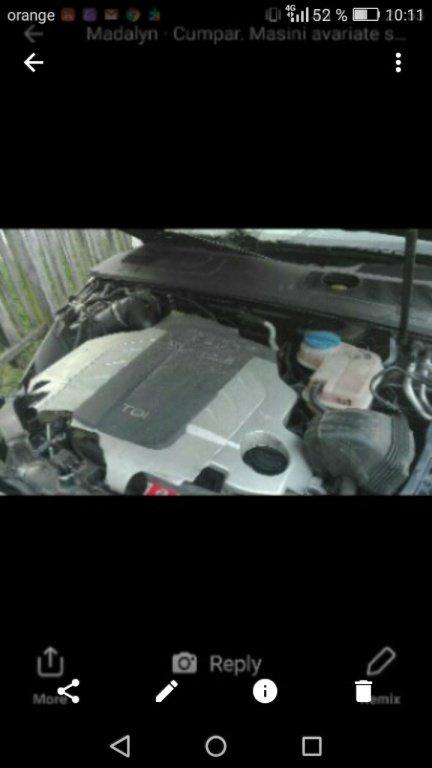 Pompa apa (Audi a6 c6 diesel 2.7 an 2005-2009 -phaeton -b7 passat -tuareg