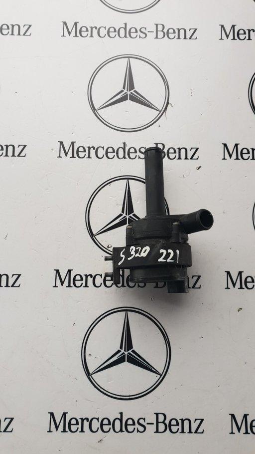 Pompa apa auxiliara Mercedes S class W221 A2218350164
