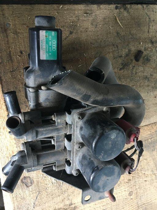 Pompa apa auxiliara suplimentara audi a8 cod 4e0959617 si 4e0959617a