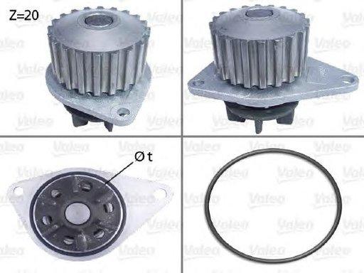 Pompa apa CITROEN SAXO - OEM-CITROEN:1201000 - Cod