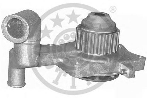Pompa apa FORD ESCORT Mk III (GAA), FORD ESCORT Mk III Cabriolet (ALD), FORD ESCORT Mk III combi (AWA) - OPTIMAL AQ-1163