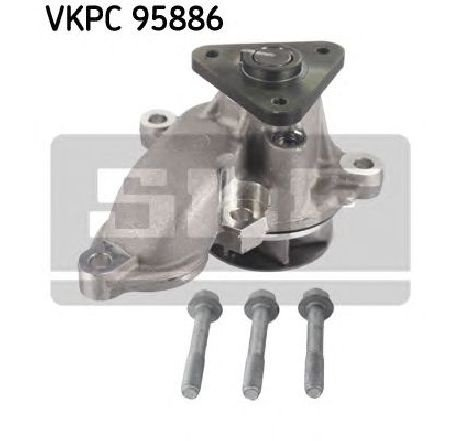 Pompa apa HYUNDAI ACCENT IV limuzina ( RB ) 08/2010 - 2018 - producator SKF VKPC 95886 - 310468 - Piesa Noua