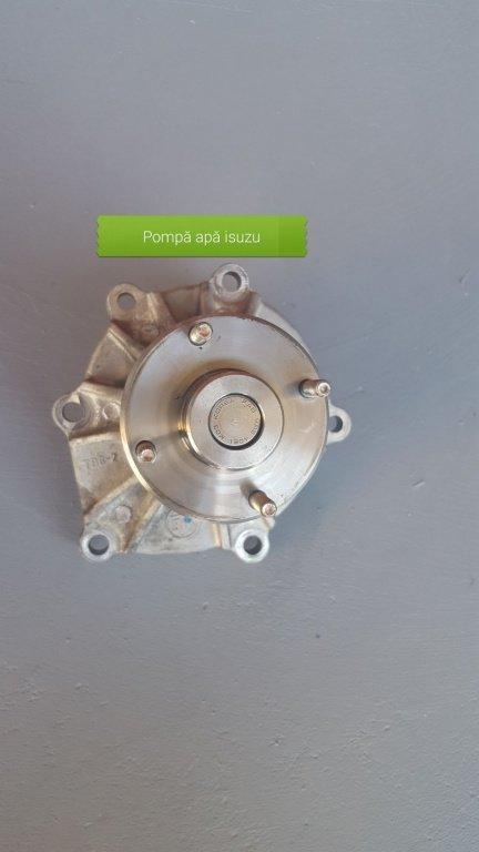 Pompa apa Isuzu D-max motor 2.5 TDI 4x4 an 2014
