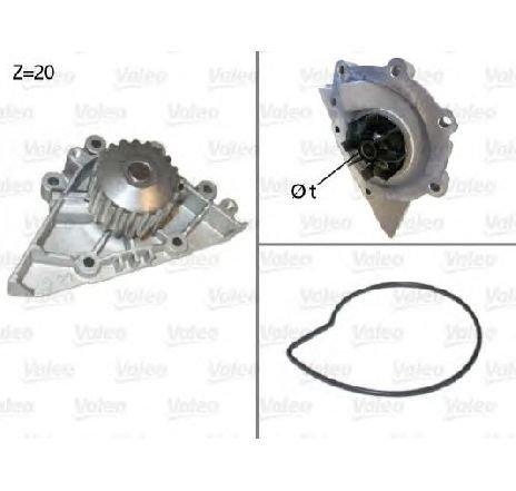 Pompa apa LANCIA ZETA ( 220 ) 05/1995 - 09/2002 -