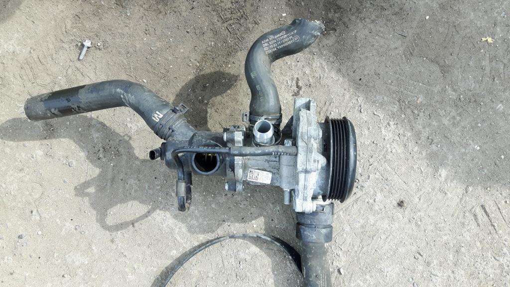 Pompa apa mercedes A6512000501 CLA, B W246, A W176