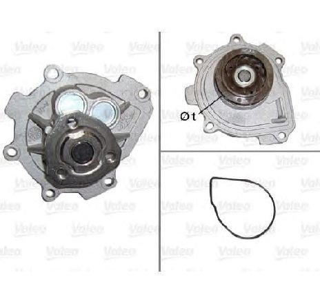 Pompa apa OPEL ASTRA G CUPE ( F07 ) 03/2000 - 05/2