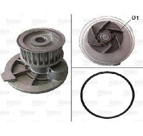 Pompa apa OPEL ZAFIRA A ( F75 ) 04/1999 - 06/2005 - piesa NOUA - producator VALEO 506856 - 304044