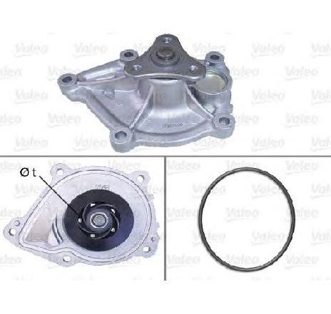 Pompa apa PEUGEOT 208 1.6 03/2012 - 2019 - produca