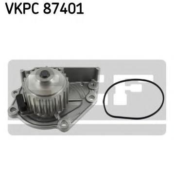 Pompa apa ROVER 100 / METRO (XP), ROVER 100 Cabriolet (XP), ROVER 200 hatchback (XW) - SKF VKPC 87401