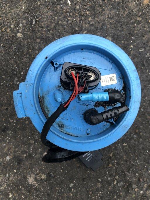 Pompa benzina Golf 6