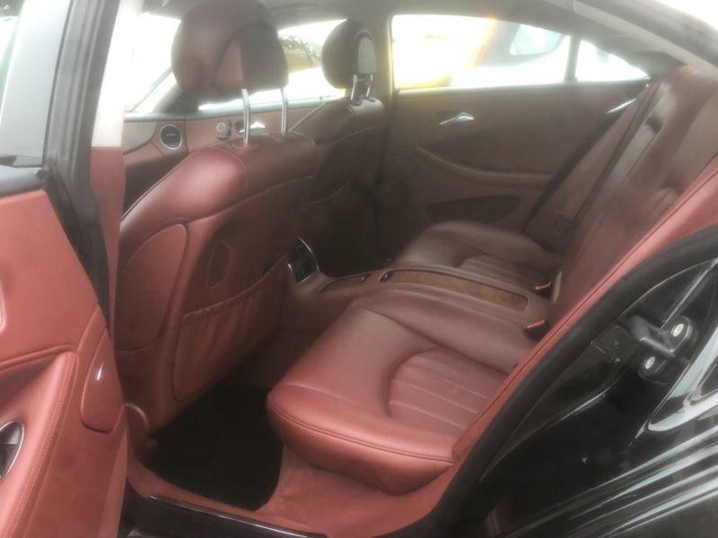 Pompa benzina Mercedes CLS W219 2006 cupe 3500