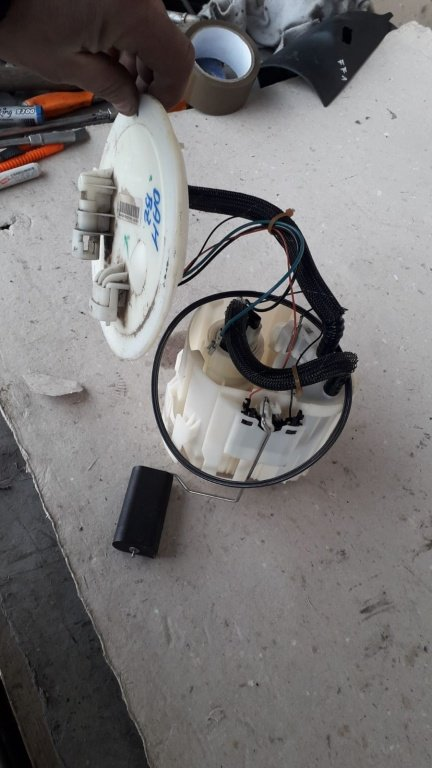 Pompa benzina sonda litrometrica Opel Astra H