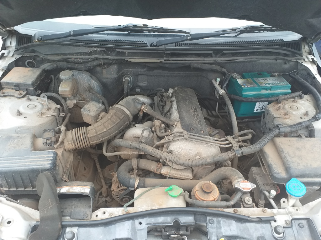 Pompa benzina Suzuki Grand Vitara 2006 hatchback 1.6