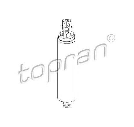 Pompa combustibil conducta combustibil MERCEDES SL ( R230 ) 10/2001 - 01/2012 - piesa NOUA - producator TOPRAN 401 632 - 304806