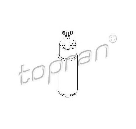 Pompa combustibil OPEL COMBO ( 71 ) 07/1994 - 10/2001 - producator TOPRAN 205 627 - 300054 - Piesa Noua
