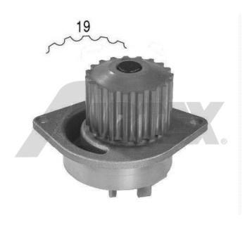 Pompa de apa Citroen C4 LC 1.6 16v - Airtex cod : 1600