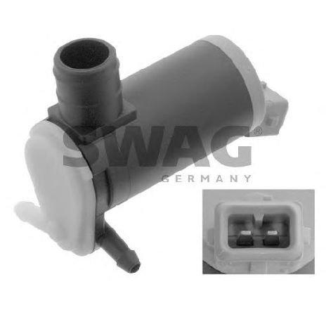 Pompa de apa, spalare parbriz CITROEN XANTIA ( X2 ) 01/1998 - 04/2003 - producator SWAG 70 91 4361 - 303417 - Piesa Noua