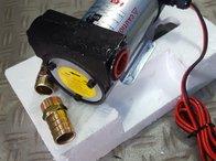 Pompa de transfer la 12v cu auto-amorsare