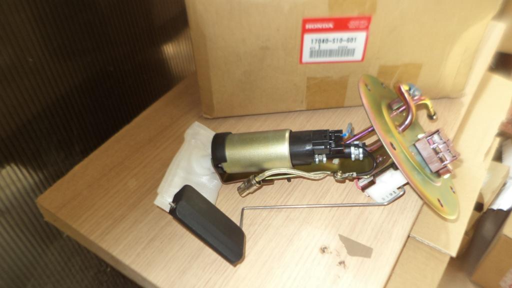 POMPA ELECTRICA COMBUSTIBIL HONDA CR-V ->2002 NOU-ORIGINAL 17040S10G01