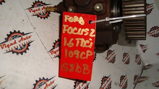 Pompa injectie Ford Focus 2 din 2007 motor 1.6 tdci motorina cod G8DB