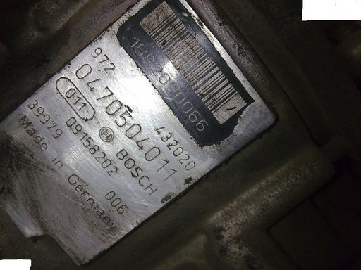Pompa Injectie Opel Astra G 2.0 DTI cod 0470504011