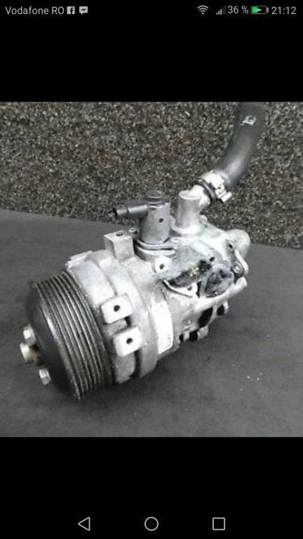 Pompa servo Bmw F01, F02, F07 5Gt dynamic drive