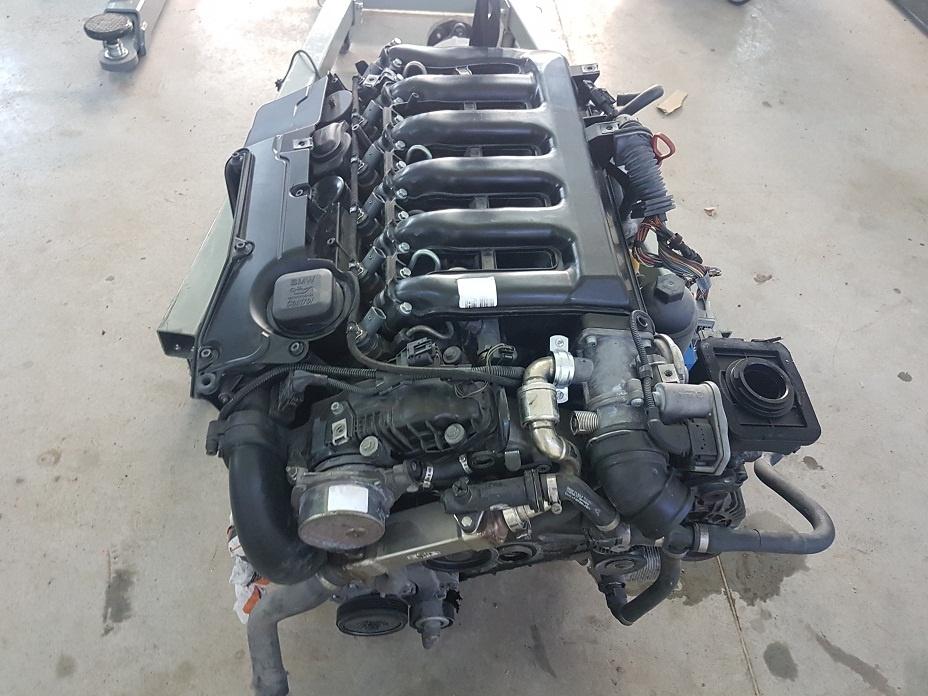 Pompa servodirectie bmw e60,525d,an 2006,PARC DEZMEMBRARI BMW