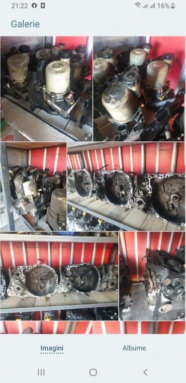 Pompa servodirectie Dacia Logan 1.5 dci