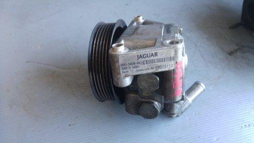 Pompa servodirectie jaguar s-type x200 xj x350 2.7 d ajd 6r8q 6007 2002-2007 6r83-3a696-ba