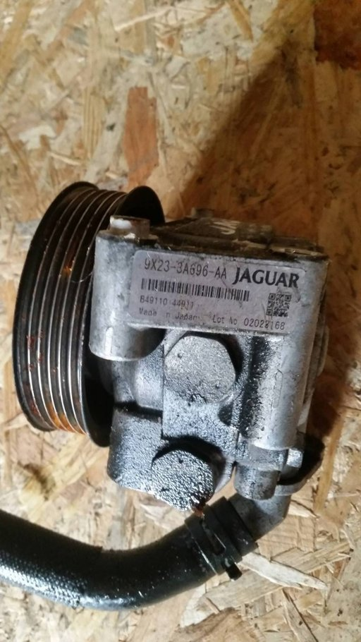 Pompa servodirectie jaguar xf 3.0d 306dt cod 9x23-3ag96-aa