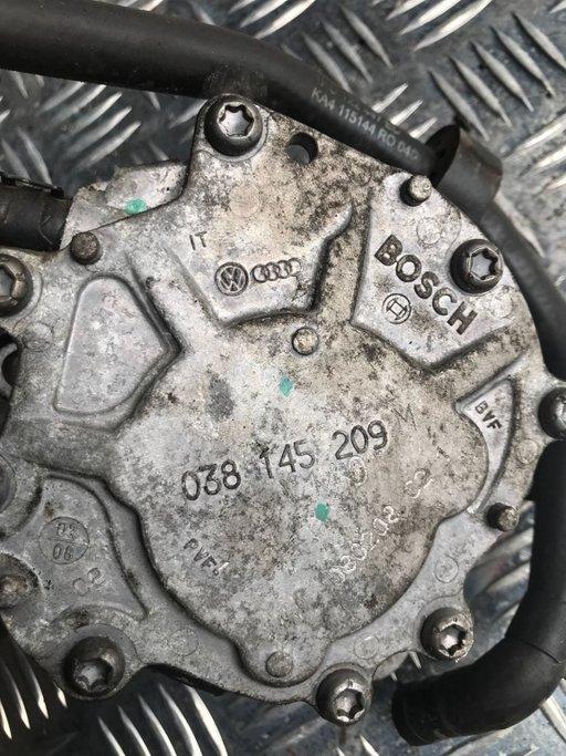 Pompa Vacum VW Volkswagen Audi Seat Skoda 2.0TDI 038145209M Pompa tandem