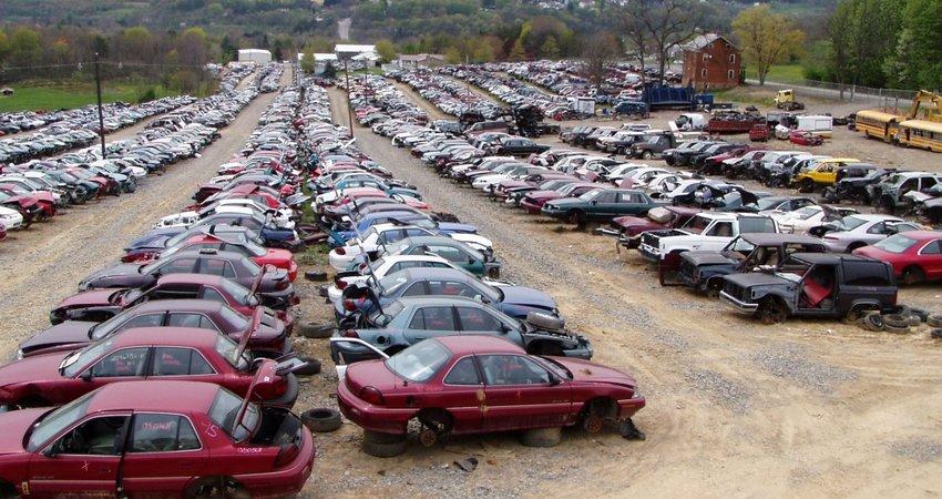 Ce accesorii auto pot sa gasesc in parcurile de dezmembrari?