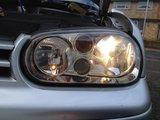 Faruri pentru Volkswagen Golf 4: totul despre farurile de Golf Mk4