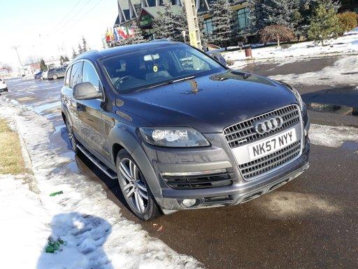 Praguri Audi Q7 2007 SUV 3.0 TDI 233 HP