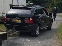 Praguri BMW X5 E53 2004 suv 3.0