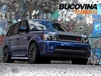 Praguri Laterale Range Rover Sport