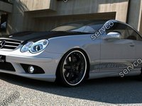 Praguri Mercedes CLK W209 AMG Look 2003-2009 v1