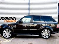 Praguri Range Rover Sport