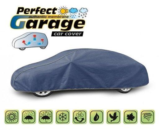Prelata auto, husa exterioara Lamborghini Aventador impermeabila in exterior anti-zgariere in interior lungime 440-480cm, XL Coupe model Perfect Garage - 1817064