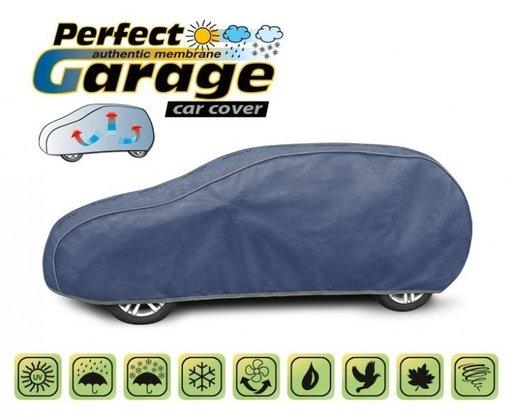 Prelata auto, husa exterioara Lexus Ct200 impermeabila in exterior anti-zgariere in interior lungime 430-455cm, L2 Hatchback/ Combi model Perfect Garage ⭐⭐⭐⭐⭐