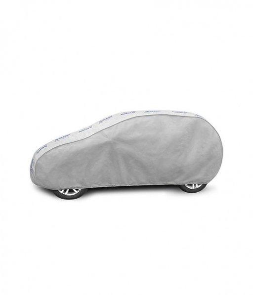 Prelata auto, husa exterioara Mobile Basic Garage M1 Hatchback lungime 355-380cm