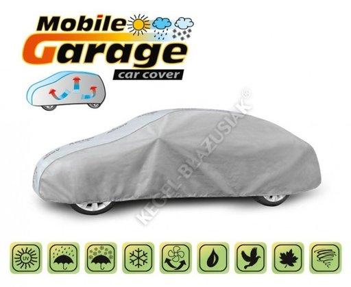 Prelata auto, husa exterioara Mobile Garage L Coupe lungime 415-440 cm